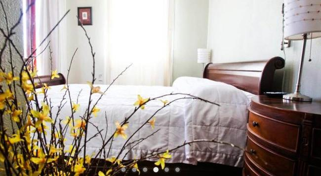Balcony Guest House - 新奧爾良 - 臥室