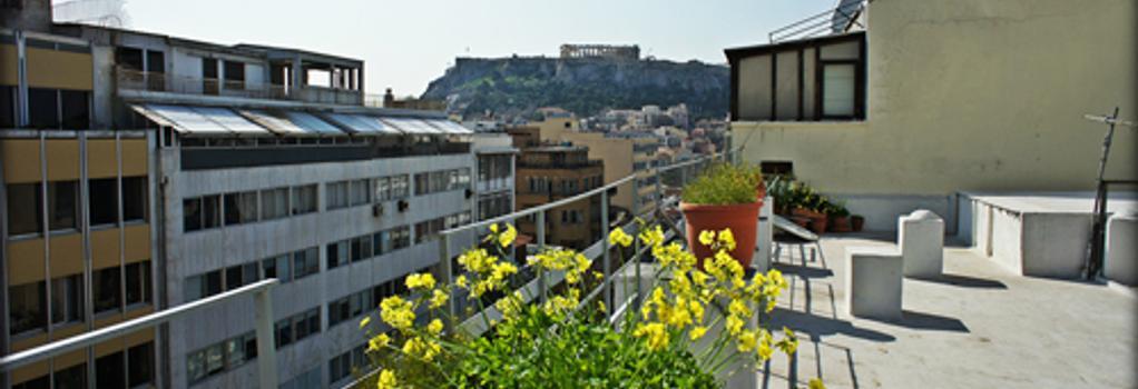 Fivos Hotel - Hostel - 雅典 - 建築