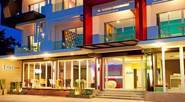 I Style Hua Hin Hotel - 華欣 - 建築