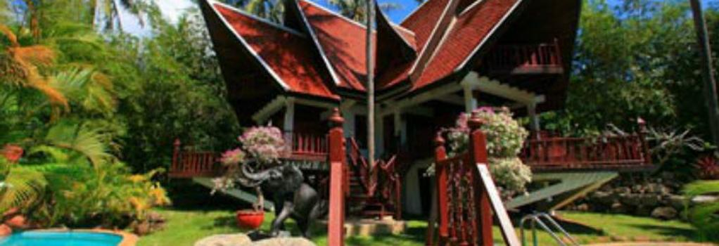 Coco Palace Resort - Rawai - 建築