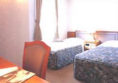 特托然澤幕張稻毛海岸酒店 - 千葉市 - 臥室