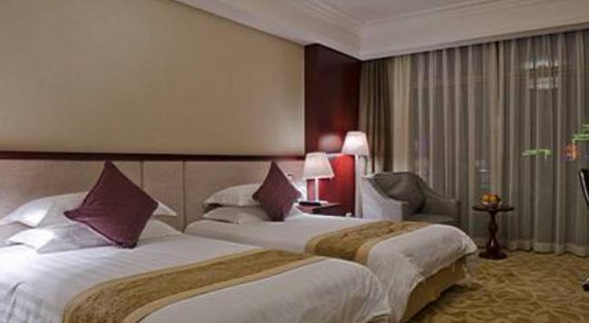 Jiangsu Cuipingshan Hotel - 南京 - 臥室