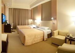 永悅商務大飯店 - 嘉義市 - 臥室