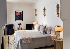 阿多爾摩洛哥傳統庭院住宅 - 馬拉喀什 - 臥室