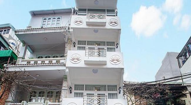 Wild Lotus Hotel - Hang Be - 河內 - 建築
