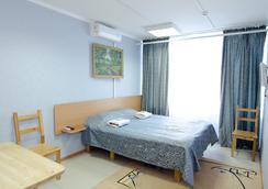 Volna Hotel - 烏法 - 臥室