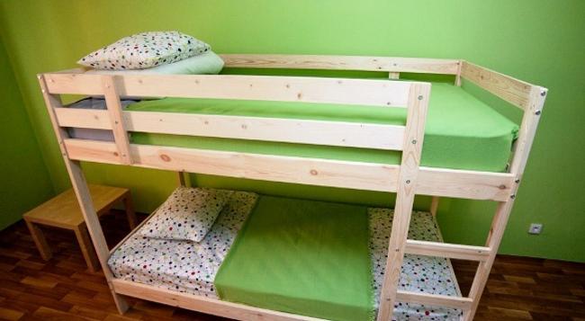 Kiwi Hostel - 克拉斯諾亞爾斯克 - 臥室