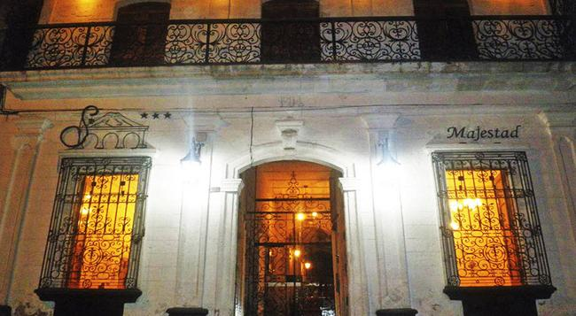 Majestad Boutique Hotel - 阿雷基帕 - 建築