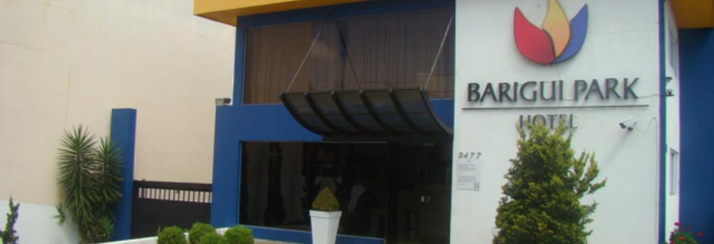Barigui Park Hotel - 庫里提巴 - 建築