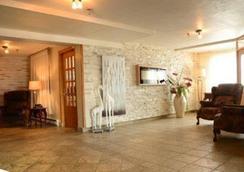 Hotel Les Mouettes - Sept-Îles - 大廳