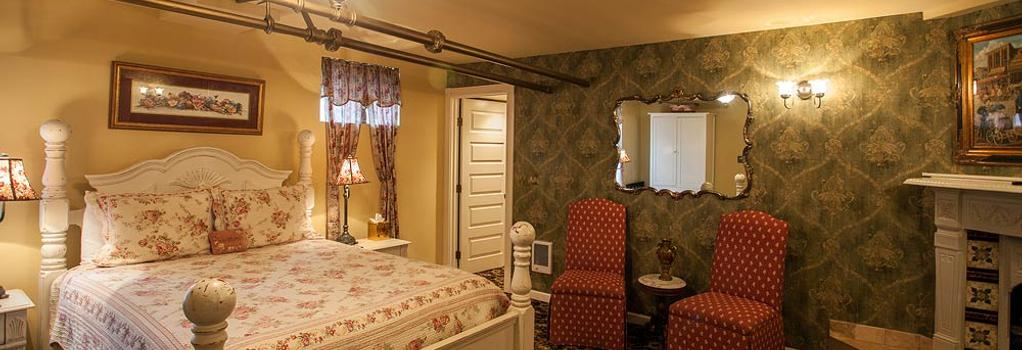 Lion And The Rose Victorian Guest House - Portland - 臥室