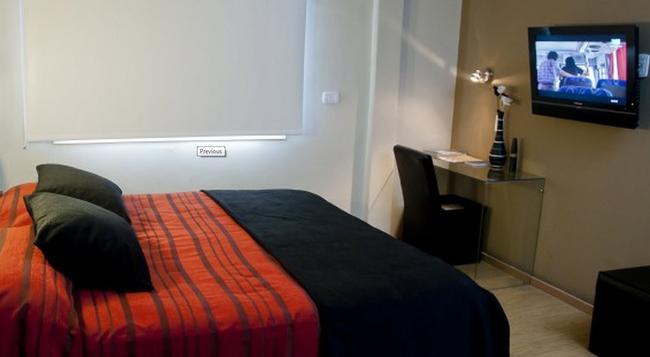 Hotel Covadonga - Resistencia - 臥室