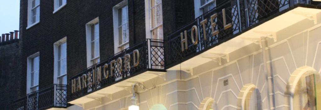 Harlingford Hotel - 倫敦 - 建築