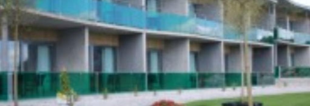 Ringenäs Hotell & Konferens - 哈爾姆斯塔德 - 建築