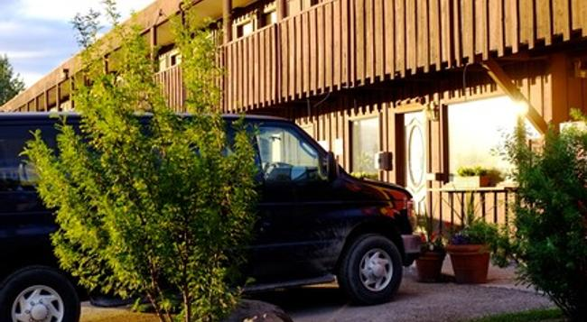 Golden North Motel of Fairbanks - 費爾班克斯 - 建築