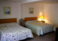 費爾班克斯金北汽車旅館 - 費爾班克斯 - 臥室