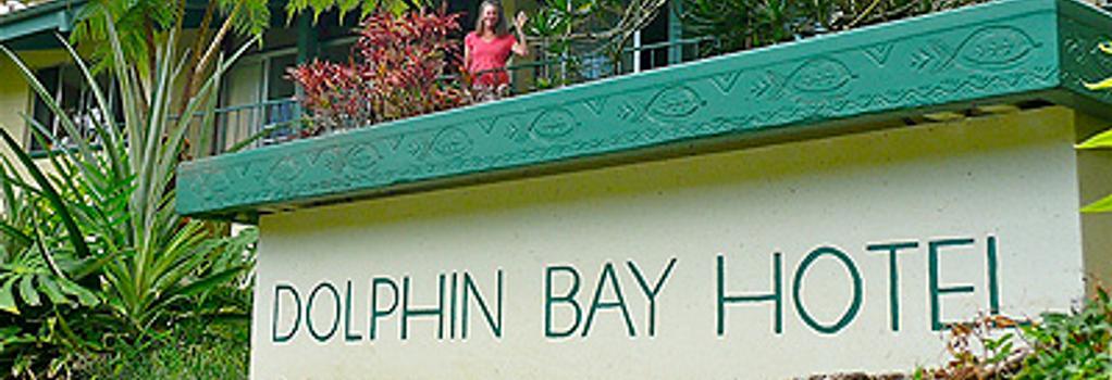 Dolphin Bay Hotel - Hilo - 建築