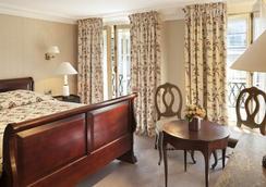 多瑙河聖日耳曼酒店 - 巴黎 - 臥室