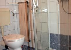 貝爾維尤布達佩斯住宿加早餐旅館 - 布達佩斯 - 浴室