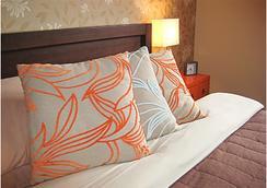 布達佩斯開普頓旅館酒店 - 布達佩斯 - 臥室