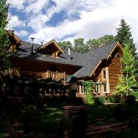 The Lodge at Red River Ranch Exterior