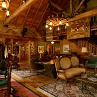 The Lodge at Red River Ranch Hotel Interior