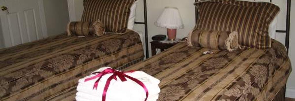 Alexandria House Bed & Breakfast - Westbank - 臥室