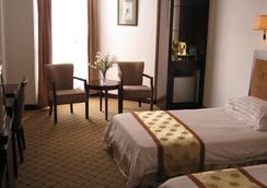 Nanya Hotel - Suzhou - 蘇州 - 臥室