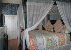 Roussell's Garden Bed & Breakfast - 薩凡納 - 臥室