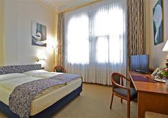 維克托亞酒店 - 科隆 - 臥室