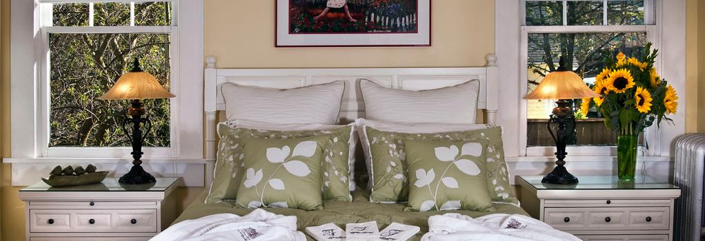 The Fulton House Bed and Breakfast - Portland - 臥室