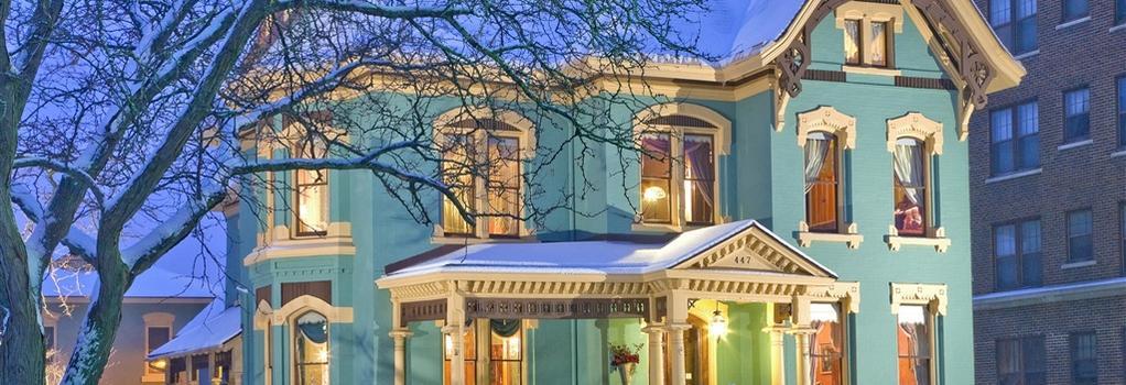 The Kalamazoo House Bed & Breakfast - 卡拉馬祖 - 建築