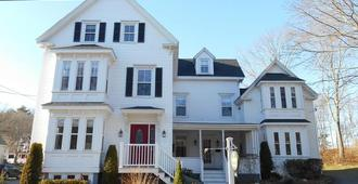 Bayberry House Bed and Breakfast - Boothbay Harbor - 建築