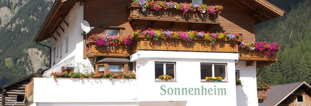Pension Sonnenheim - 索爾登 - 建築