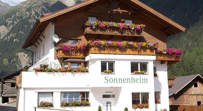 Pension Sonnenheim - 索爾登 - 建築