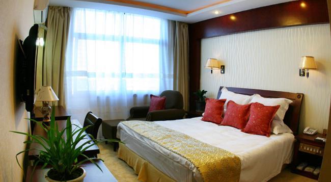 Xuzhou Huanghe Hotel - 徐州 - 臥室