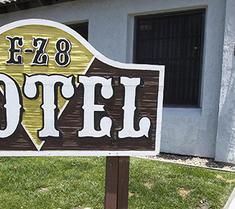 老城EZ8汽車旅館