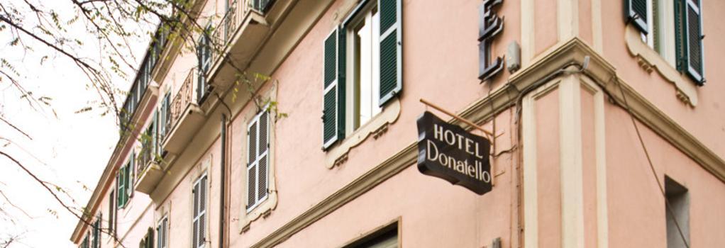 Hotel Donatello - 羅馬 - 建築