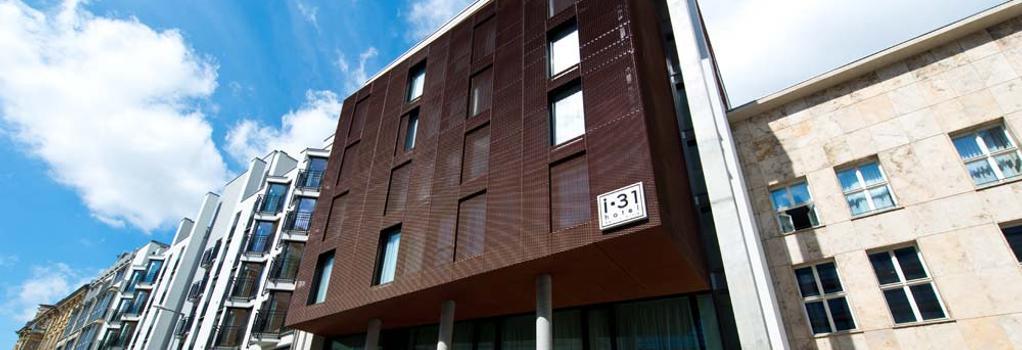 I31 Hotel - 柏林 - 建築