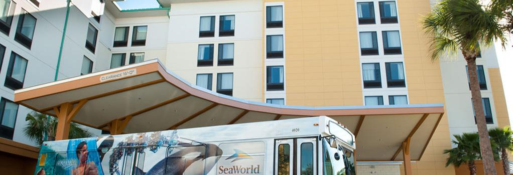 Springhill Suites by Marriott Orlando at Seaworld - 奧蘭多 - 建築
