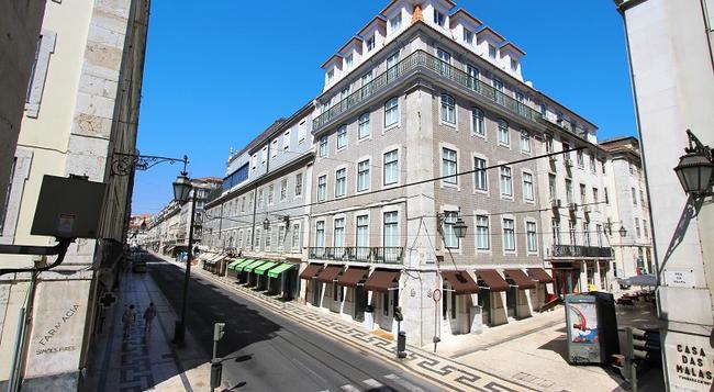 Lisboa Prata Boutique Hotel - 里斯本 - 建築