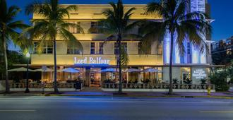 Lord Balfour酒店 - 邁阿密海灘 - 建築