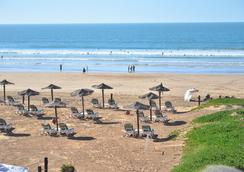 Palais des Roses Hotel & Spa - 阿加迪爾 - 海灘