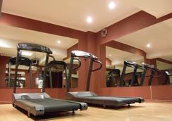 最佳酒店 - 安卡拉 - 健身房