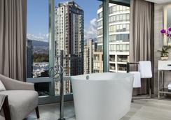 溫哥華特朗普國際大廈酒店 - 溫哥華 - 浴室