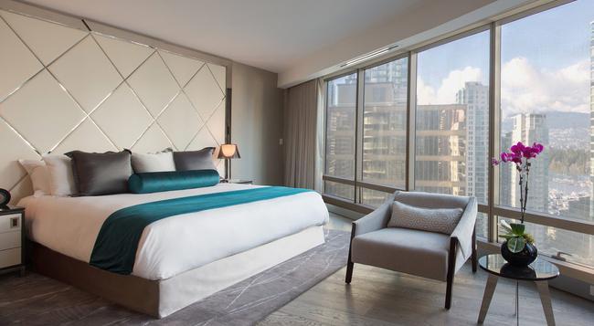 Trump International Hotel & Tower Vancouver - 溫哥華 - 臥室