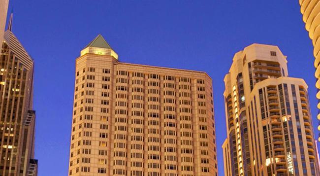 Fairmont Chicago, Millennium Park - 芝加哥 - 建築