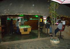 燧石背包客旅舍 - Lusaka - 酒吧