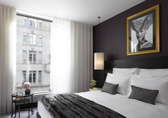 南廣場酒店 - 倫敦 - 臥室