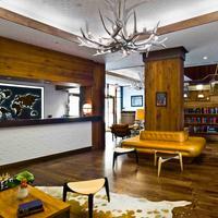 Gild Hall, A Thompson Hotel Lobby